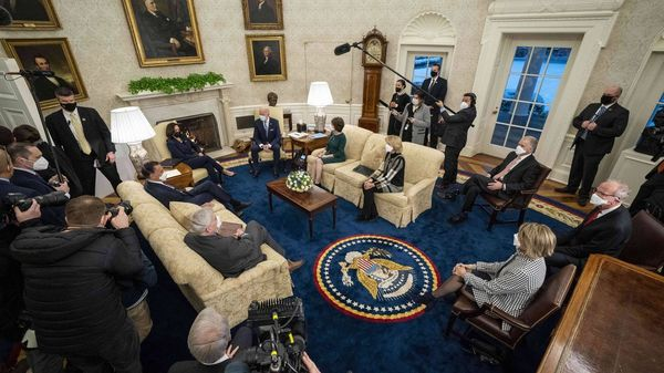 Bidens Corona-Hilfen: Ohne Kompromiss durch den Kongress