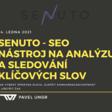 Recenze: Senuto - SEO nástroj na analýzu a sledování klíčových slov | Pavel Ungr, SEO konzultant