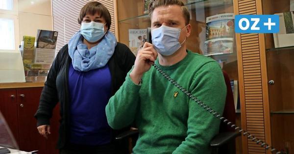 Impfzentrum Laage: Bad Doberan bietet Shuttle-Service für Senioren an
