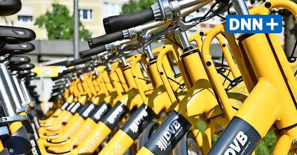 Mobibikes fliegen aus Semesterticket für Studenten der TU Dresden