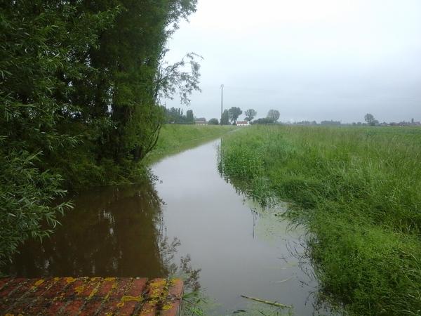 La vallée de la Lys placée en vigilance orange « inondation » - De Leie staat op overstromen