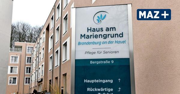 Mängel im Pflegeheim Mariengrund in Brandenburg/Havel: Bewohner und Angehörige klagen