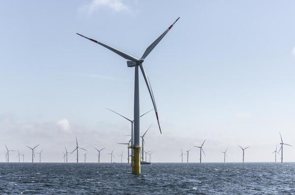Parc éolien de Dunkerque: le gouvernement ne négociera pas - Franse overheid wil niet onderhandelen over locatie windturbines op zee