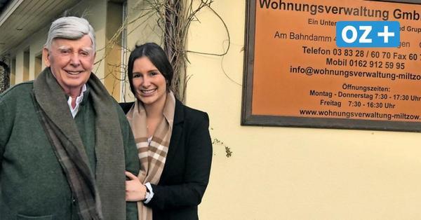 Grimmen: Hillebrand-Gruppe investiert 163 Millionen Euro in Wohnungen