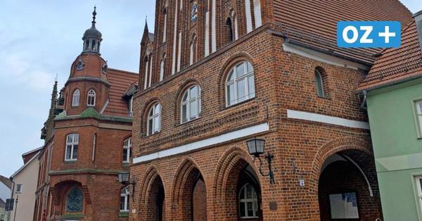 Nach Tod von Benno Rüster: Grimmen wählt im Frühsommer neuen Bürgermeister