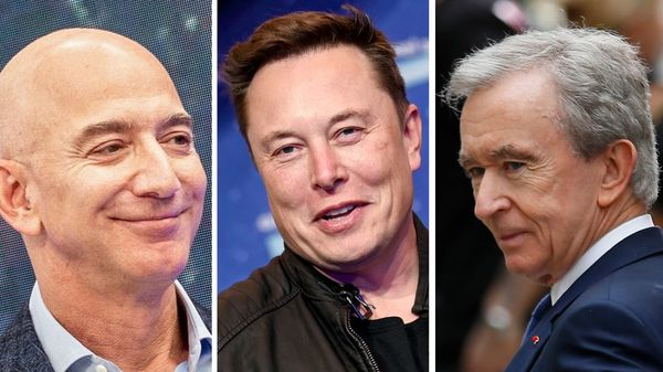 """""""Forbes""""-Ranking: Das sind die zehn reichsten Menschen der Welt"""
