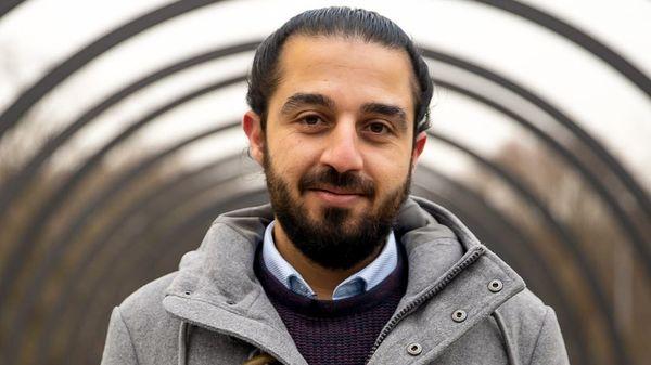 """Tareq Alaows: """"Ich will die Stimme derer sein, die in Deutschland als Geflüchtete leben"""""""