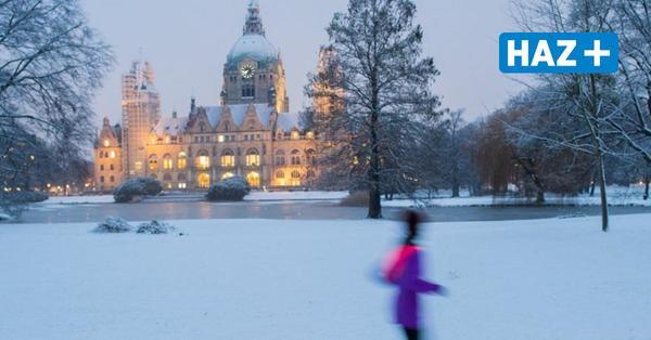 Schnee und eisige Nächte: Am Wochenende kommt der Winter nach Hannover zurück
