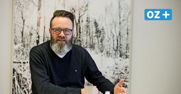 Talkshows buhlen um Rostocks OBMadsen: Wo er auftritt und warum er manches absagt