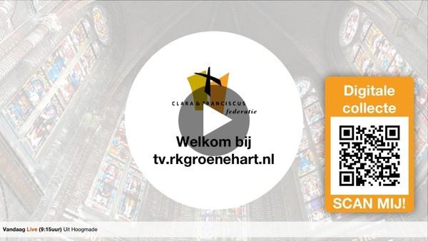 HOOGMADE - Uitzending van de Viering van 31 jan (video)