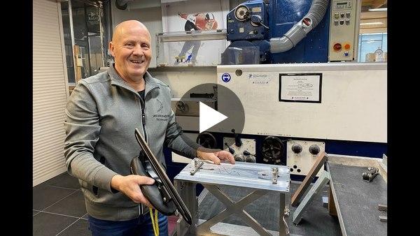 WOUBRUGGE/LEIMUIDEN - VDE medewerkers on tour: Henk van der Zwaan over zijn passie (video)