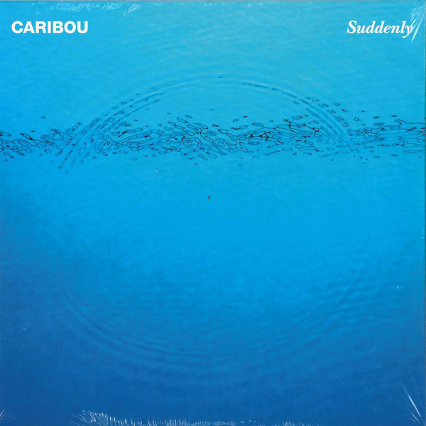 The album cover for Suddenly by Caribou