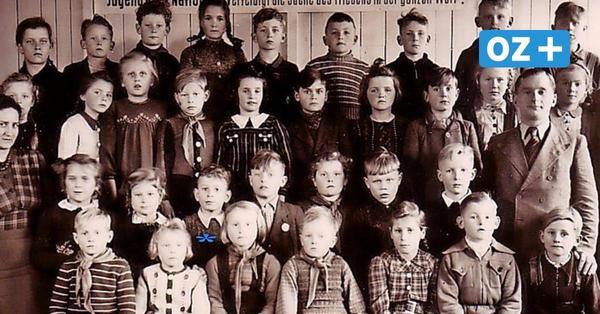 Einschulung 1950 in Barth: Wer besuchte damals die Klasse 1a?