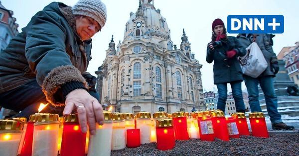 13. Februar: So gedenkt Dresden in der Corona-Pandemie