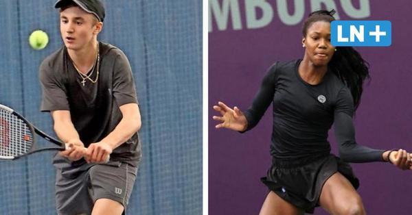 Noma Noha Akugue und Georg Israelan im Tennis-Bundeskader 2021