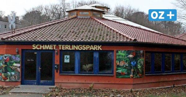 Arbeiterunterkunft oder Ruine – was wird aus dem Schmetterlingspark in Sassnitz?