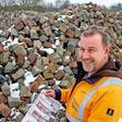 Straßenbau: Warum Lübecks Kopfsteinpflaster an einem geheimen Ort lagert