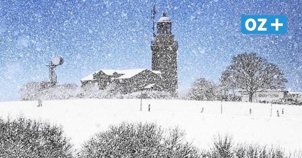 Schneesturm in Norddeutschland: Die aktuellsten Prognosen für MV