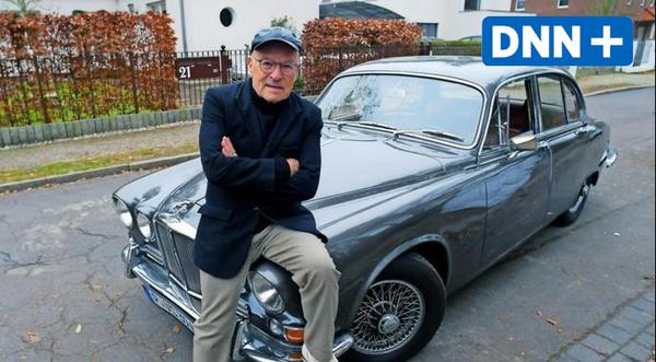 Wie der Regisseur Volker Schlöndorff den Jaguar von Autor Max Frisch geschenkt bekam