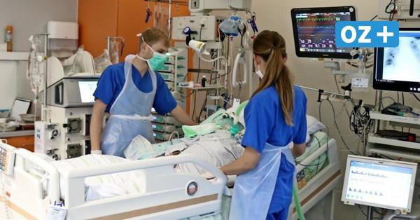 Nur noch fünf freie Intensivbetten: Warum die Rostocker Uni-Klinik am Limit ist