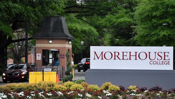 Morehouse College To Launch Online Program Aimed at Helping Black Men with Some Credits Finish Degree