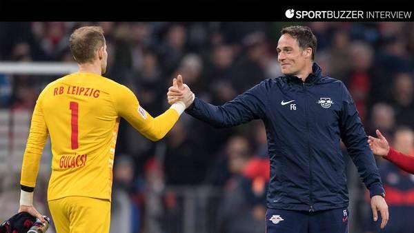 Was macht RB Leipzigs Keeper Gulacsi eigentlich das ganze Spiel über?