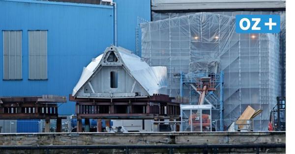 Corona-Ausbruch auf Wolgaster Peene-Werft: 17 Mitarbeiter positiv getestet