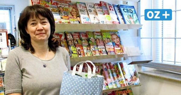 Usedom: Für Pünktchen ist nach 24 Jahren im Schreibwarengeschäft Schluss