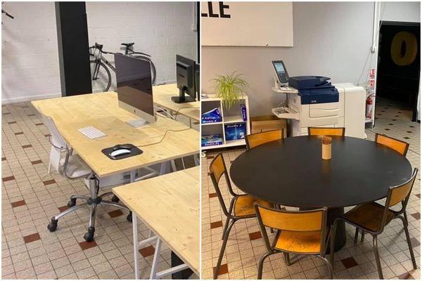 Un cabinet d'architecture met à disposition ses bureaux pour les étudiants isolés - Architecten stellen burelen beschikbaar voor vereenzaamde studenten