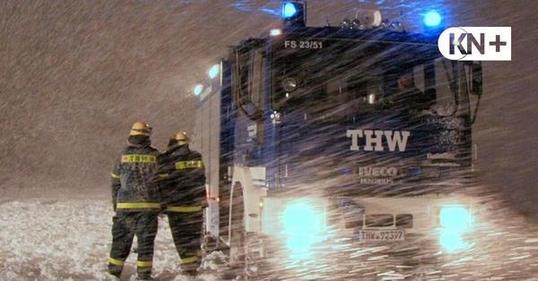 Feuerwehren und THW in Bramstedt und Kaltenkirchen sind bereit für Schnee