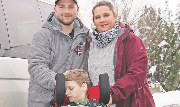 Welle der Hilfsbereitschaft für Liam aus Dorfmark - Heidekreis - Walsroder Zeitung
