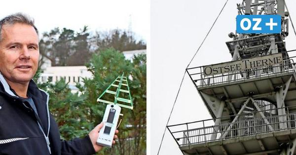 Angst vor Mobilfunk-Strahlung: Heringsdorfer warnt vor Gesundheitsschäden