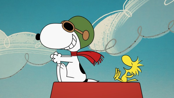 The Snoopy Show will charm children and de-stress adults [Apple TV+ review]
