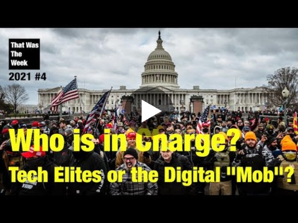 Who is in Charge? Tech Elites or the Digital 'Mob'?