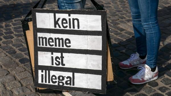 Upload-Filter: Das neue Urheberrecht geht alle an - Digital - SZ.de