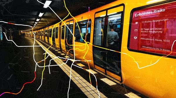 Auf der Suche nach Corona im Berliner Untergrund - zerforschung