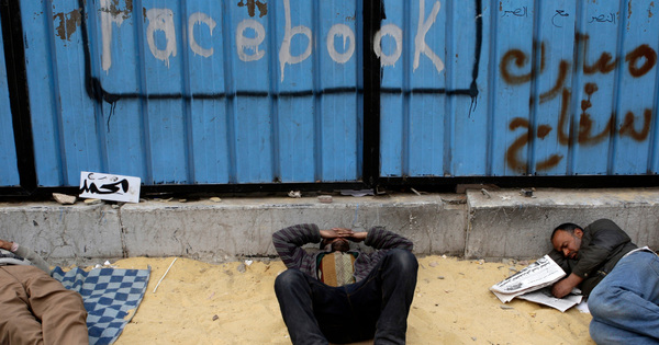 The social media myth about the Arab Spring | Arab Spring: 10 years on News | Al Jazeera