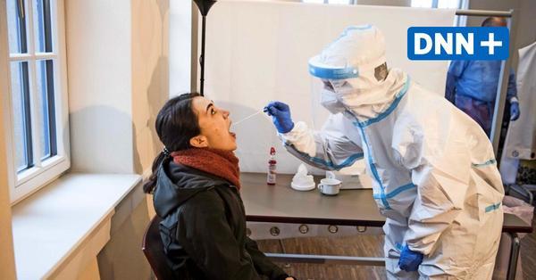 Corona-Tests in Dresden: Johanniter senken Preis für PCR-Tests