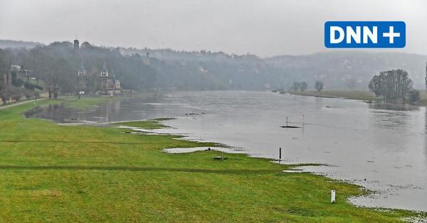 Entspannung beim Hochwasser in Dresden: Elbpegel sinkt wieder