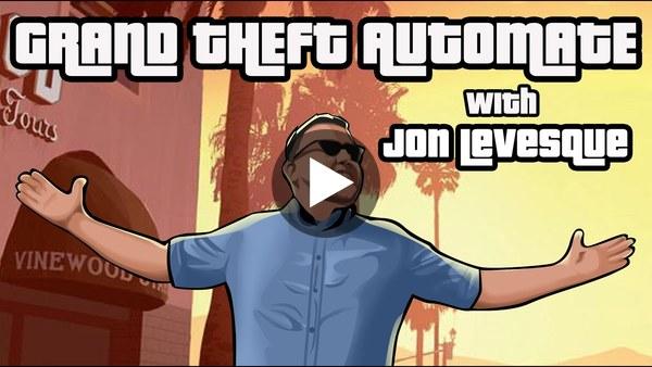 Bonus Alert - Premier on 9 Feb!  Grand Theft Automate - What is the Power Platform?