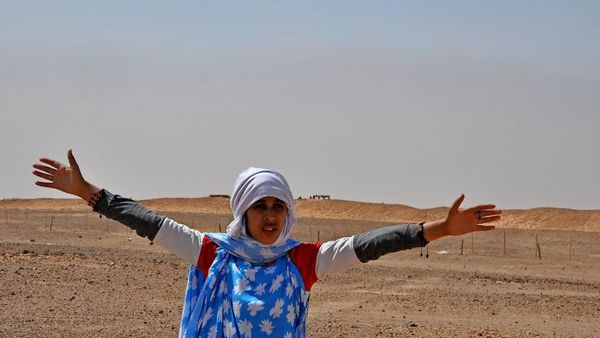 Westsahara: Sahrauis fordern Land von Marokko zurück – ein neuer Krieg droht