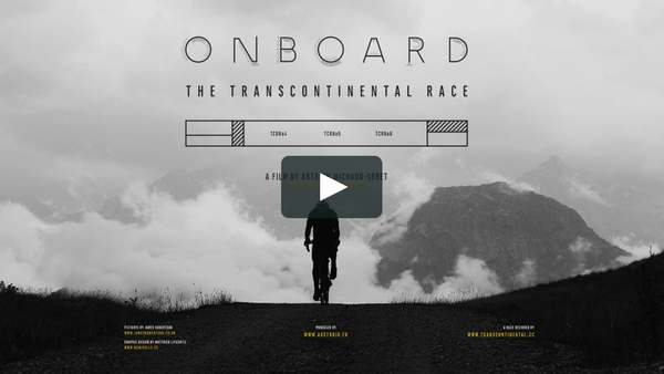 Watch Onboard the Transcontinental Race