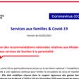 Covid-19 et modes d'accueil : les nouvelles consignes sanitaires
