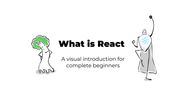 What is React: A Visual Introduction