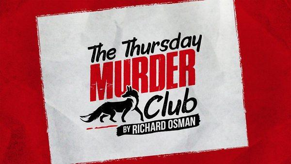 🎧 The Thursday Murder Club by Richard Osman