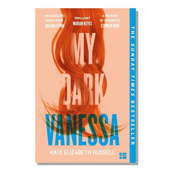 📚 My Dark Vanessa by Kate Elizabeth Russell