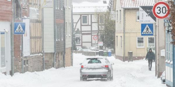 Starke Schneefälle im Landkreis Göttingen: Schicken Sie uns Ihre spektakulärsten Schneebilder