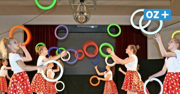 Kinderzirkus aus Stralsund: So lernt ihr das Jonglieren