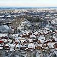 So schön ist der Schnee: Städte und Landschaften in Weiß