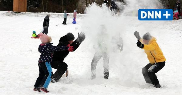 Petition fordert Spaß im Schnee für jedes Kind in Dresden